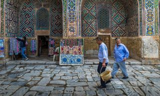 Ancient Silk Road Cities - The Five Stans