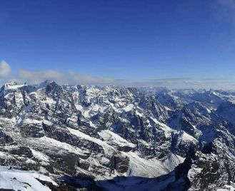 Triple Peaks Of Bolivia With Simon Yates