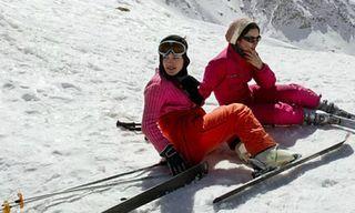 Iran: Ski Iran Adventure