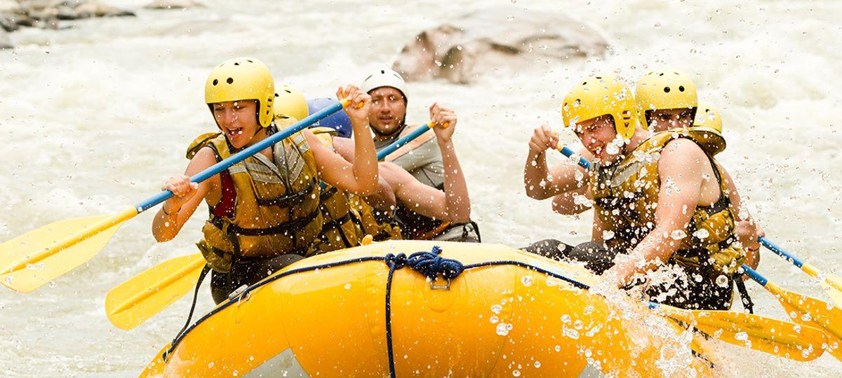 Costa Rica Raft Snorkel Amp Kayak Intrepid Wanderlust